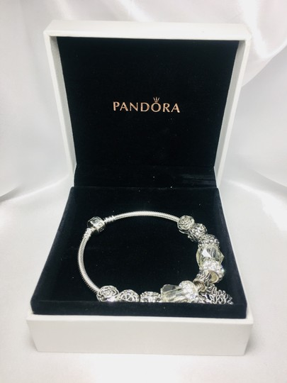 PANDORA Tree of Life Charm * Pandora Bracelet With European Charm Image 8