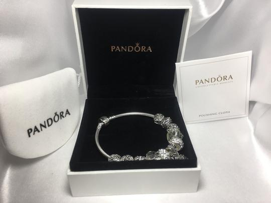 PANDORA Tree of Life Charm * Pandora Bracelet With European Charm Image 9