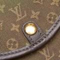Louis Vuitton 9glvbg017 Vintage Cotton Leather Baguette Image 9