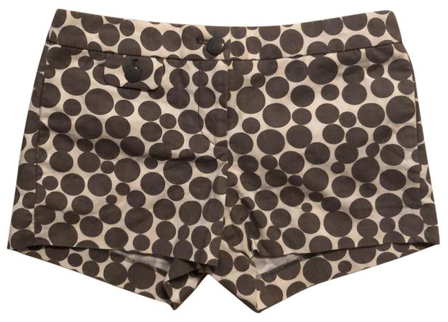 Item - Gray and White Dotted Shorts Size 2 (XS, 26)