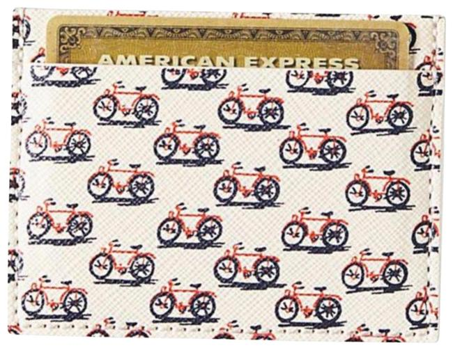 Item - Withe Bicycles Wallet/ Card Holder Wallet