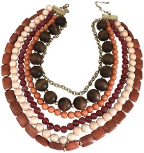 Calypso St. Barth for Target CALYPSO LAYERED BEAD NECKLACE