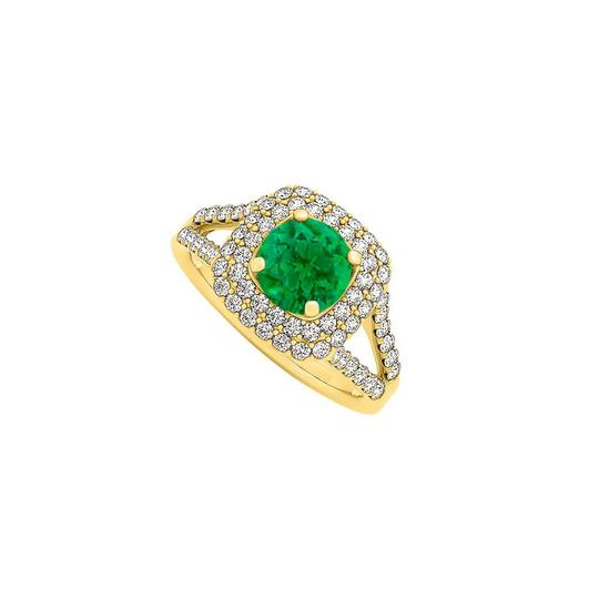 Preload https://img-static.tradesy.com/item/25770186/green-double-halo-square-14k-gold-with-emerald-and-czs-ring-0-0-540-540.jpg