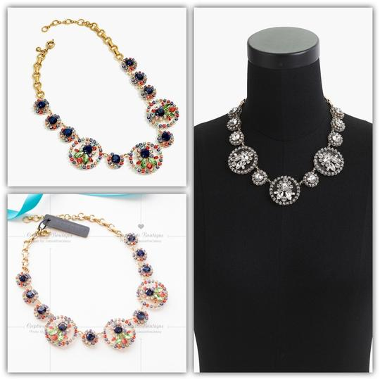 Preload https://img-static.tradesy.com/item/25770218/jcrew-crystal-and-acetate-statement-necklace-0-0-540-540.jpg