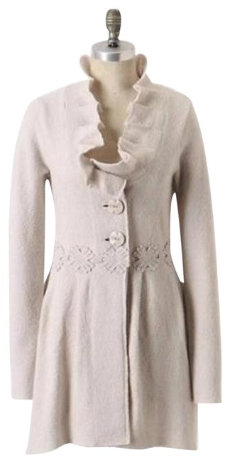 Item - Ivory XS Alice In Autumn Sweater By Charlie & Robin Coat Size 2 (XS)
