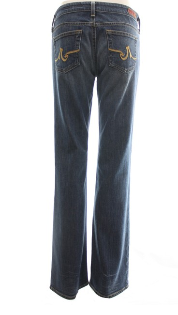 AG Adriano Goldschmied Blue Club' Flare Leg Jeans Size 28 (4, S) AG Adriano Goldschmied Blue Club' Flare Leg Jeans Size 28 (4, S) Image 2