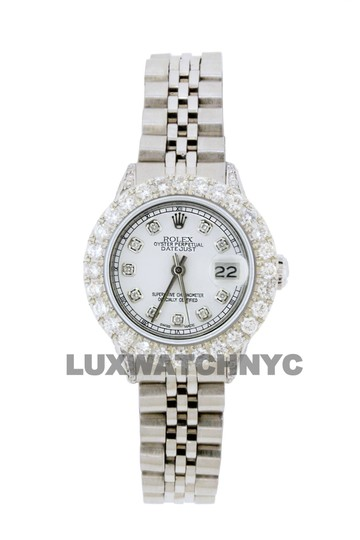 Preload https://img-static.tradesy.com/item/25770985/rolex-white-dial-28ct-ladies-26mm-datejust-stainless-with-appraisal-watch-0-0-540-540.jpg