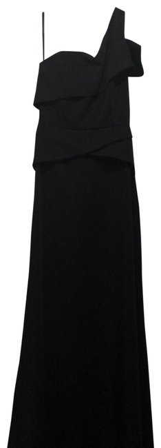 BCBGMAXAZRIA Black Bcbg Long Formal Dress Size 0 (XS) BCBGMAXAZRIA Black Bcbg Long Formal Dress Size 0 (XS) Image 1
