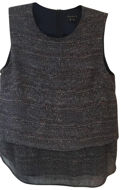 Preload https://img-static.tradesy.com/item/25773569/theory-gray-multi-color-tank-topcami-size-8-m-0-1-650-650.jpg