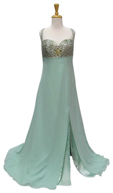 Preload https://img-static.tradesy.com/item/25773638/josh-and-jazz-mint-green-14121-jolene-long-formal-dress-size-12-l-0-1-650-650.jpg