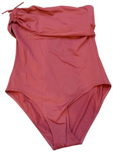 Eres one piece strapless bathing suit