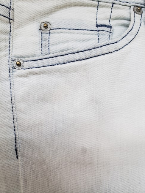 7 For All Mankind Boot Cut Jeans-Light Wash Image 10