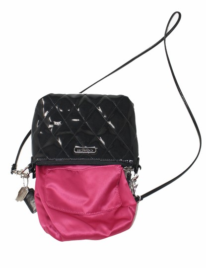 Coach 46585 Patent Leather Liquid Gloss Mini New With Cross Body Bag Image 6