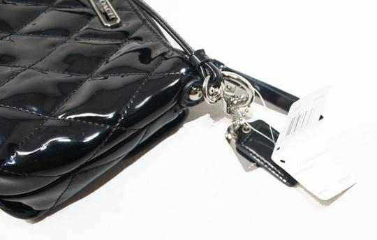 Coach 46585 Patent Leather Liquid Gloss Mini New With Cross Body Bag Image 8