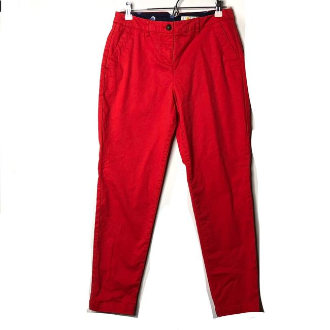 Boden Trouser Pants red Image 1