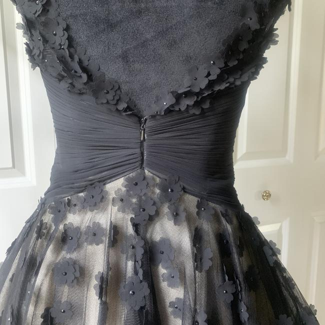 Tony Bowls Rare Lbd Floral Homecoming Prom Dress Image 2
