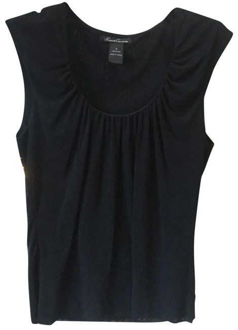 Preload https://img-static.tradesy.com/item/25774979/kenneth-cole-black-blouse-size-4-s-0-1-650-650.jpg