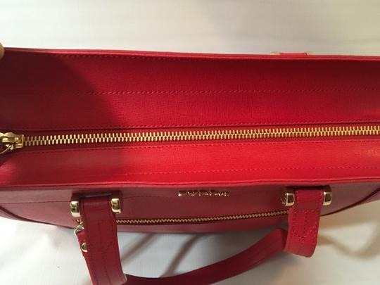 Furla Tote in Red Image 10