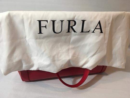 Furla Tote in Red Image 9