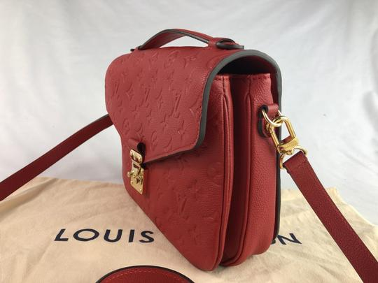 Louis Vuitton Monogram Pochette Métis Cross Body Bag Image 3