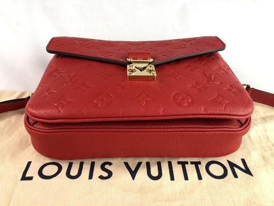Louis Vuitton Monogram Pochette Métis Cross Body Bag Image 8