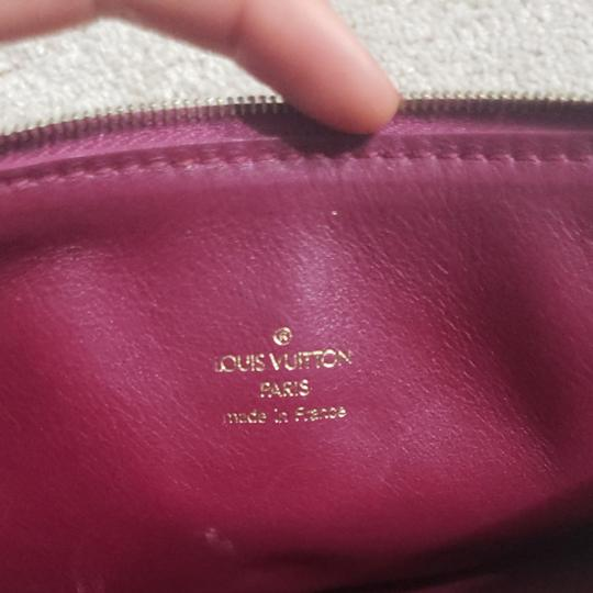 Louis Vuitton Monogram Locks And Charms Pink Limited Edition Purple Clutch Image 6