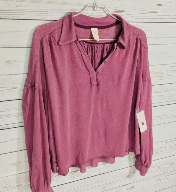 Free People Top Mulberry Image 5
