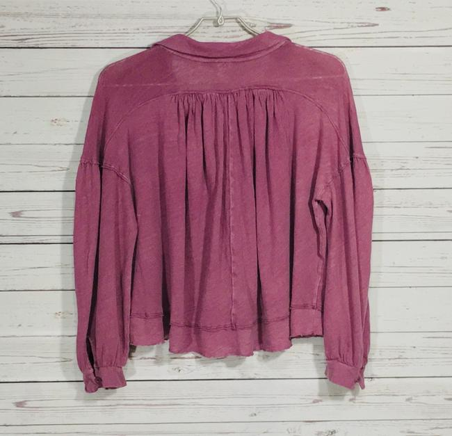 Free People Top Mulberry Image 6
