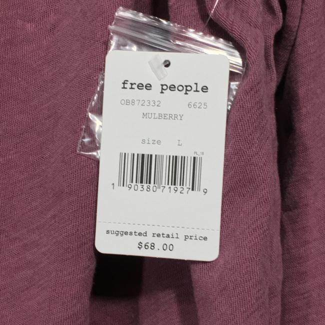 Free People Top Mulberry Image 8