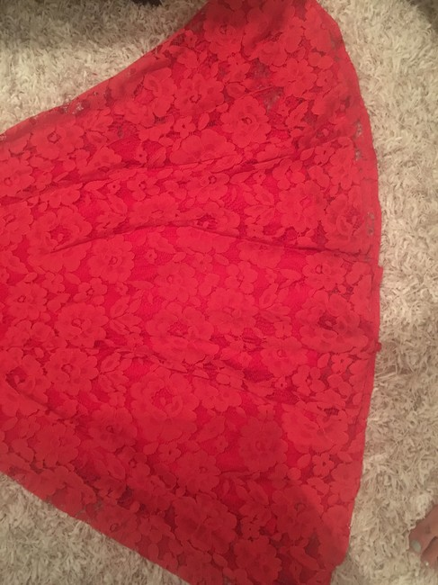 Lulu*s Off The Shoulder Lace Gown Dress Image 4