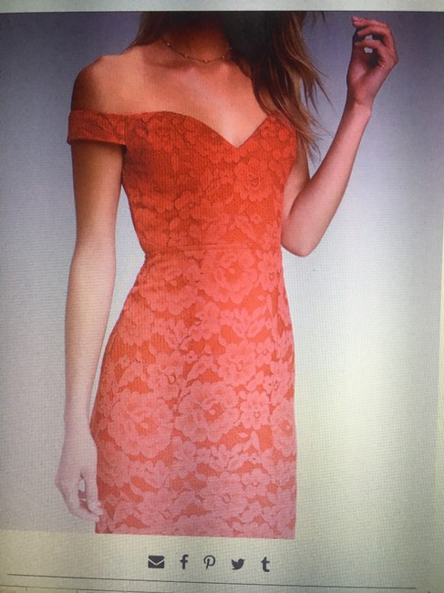 Lulu*s Off The Shoulder Lace Gown Dress Image 8