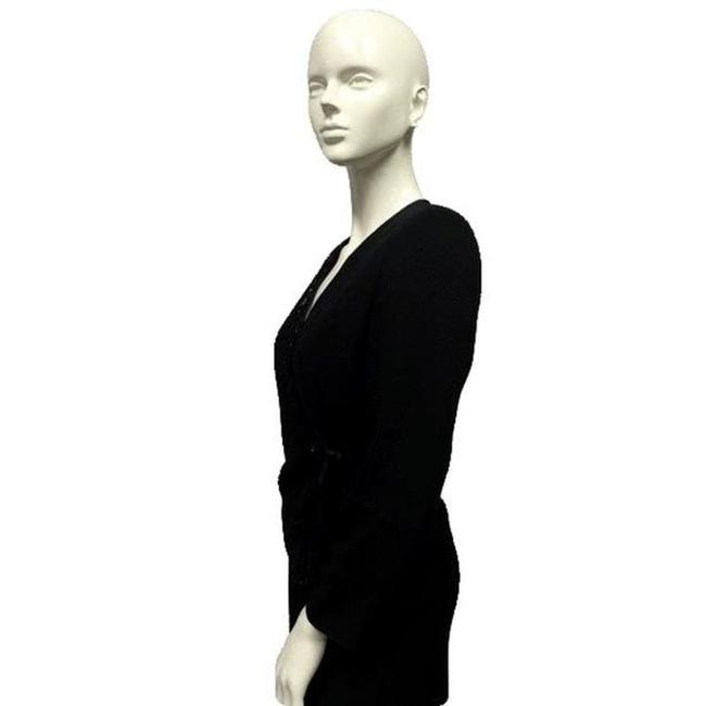 Maggy London Top Black Image 2