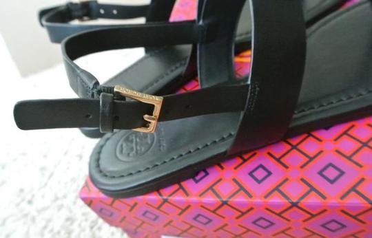 Tory Burch Black Sandals Image 4