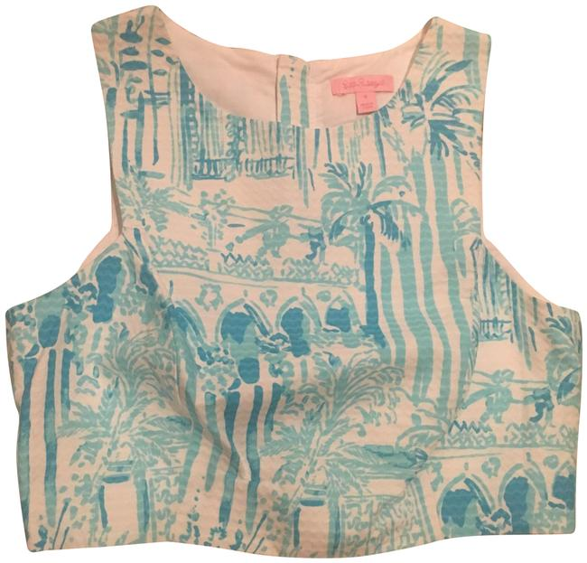 Preload https://img-static.tradesy.com/item/25775414/lilly-pulitzer-blue-white-melody-crop-tank-topcami-size-6-s-0-1-650-650.jpg