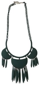 BaubleBar Fringe Bib Statement Necklace