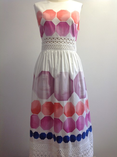 White Maxi Dress by Ted Baker Image 5