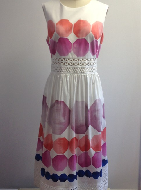 White Maxi Dress by Ted Baker Image 2