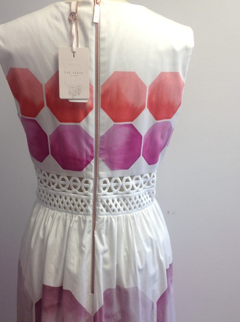 White Maxi Dress by Ted Baker Image 3