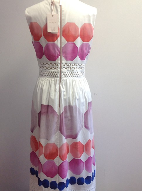 White Maxi Dress by Ted Baker Image 4