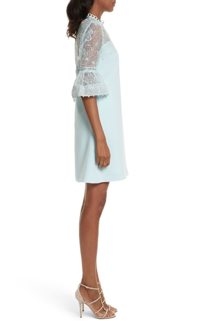 Ted Baker short dress Pale blue Rubbee Cut Out on Tradesy Image 4