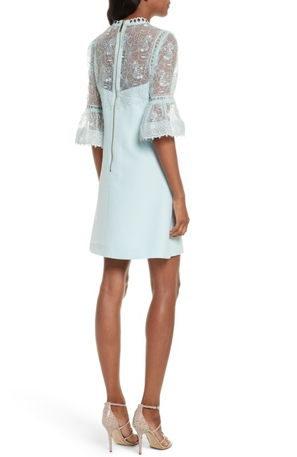 Ted Baker short dress Pale blue Rubbee Cut Out on Tradesy Image 5