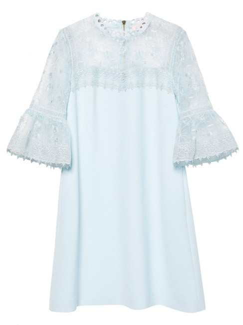 Ted Baker short dress Pale blue Rubbee Cut Out on Tradesy Image 9