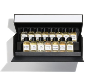 Chanel NEW Les Exclusifs de Chanel Discovery Set Collector's 15pc Fragrance Limited Edition