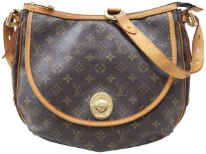 Louis Vuitton Lv Tulum Gm Monogram Canvas Shoulder Bag