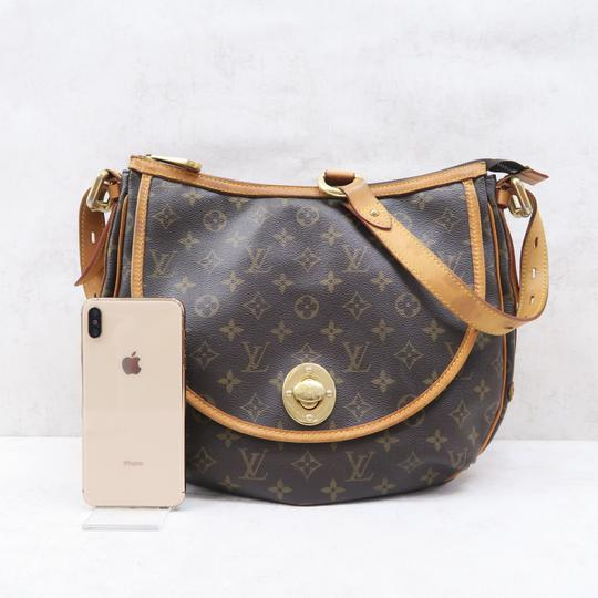 Louis Vuitton Lv Tulum Gm Monogram Canvas Shoulder Bag Image 1