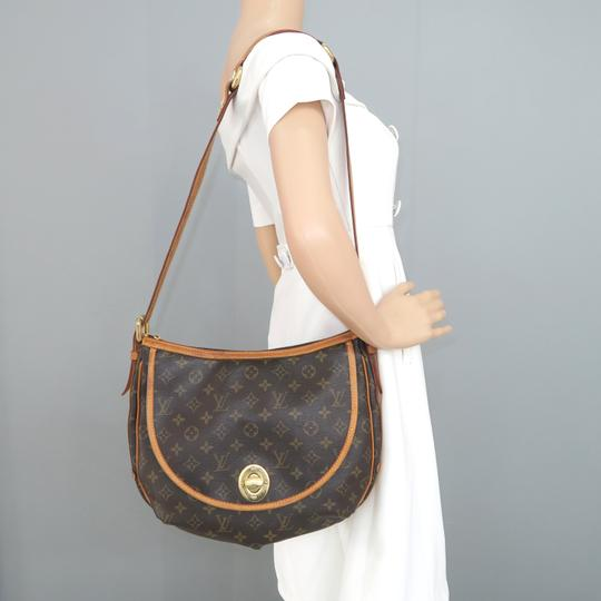 Louis Vuitton Lv Tulum Gm Monogram Canvas Shoulder Bag Image 11