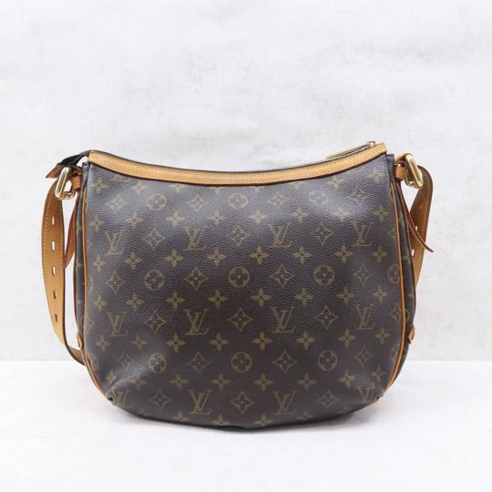 Louis Vuitton Lv Tulum Gm Monogram Canvas Shoulder Bag Image 2