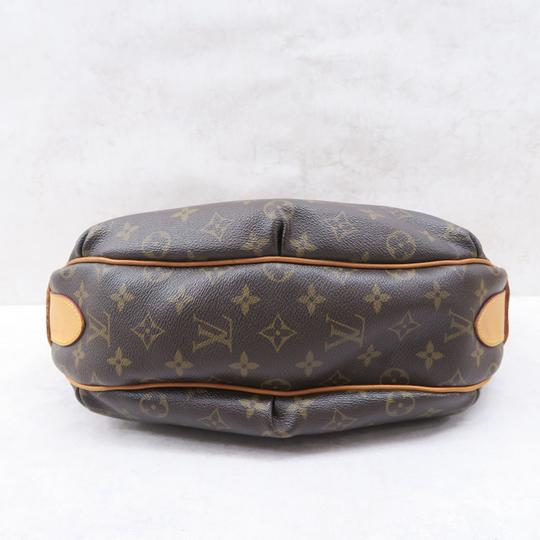 Louis Vuitton Lv Tulum Gm Monogram Canvas Shoulder Bag Image 5