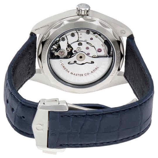 Omega Seamaster Index H-Marker S-Steel Leather Automatic Round Men's Watch Image 2
