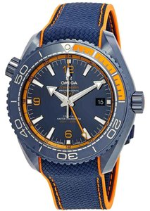 Omega Seamaster Index H-Marker Ceramic Rubber Automatic Round Men's Watch